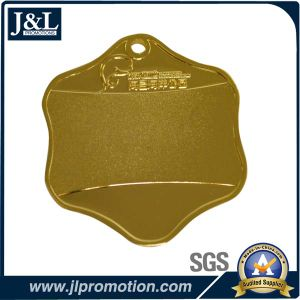 Customer Design Good Quality Shiny Gold Medal pictures & photos