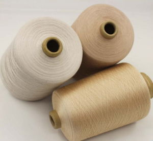 Rayon Silk Melange Yarn 100% Moisture Staple Spun Silk Yarn