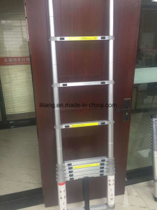 All Aluminum/Full Aluminum Telescopic Ladder (3.8) pictures & photos