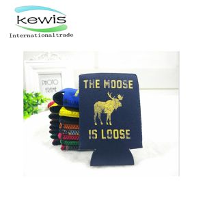 Hot Sale Any Image Foldable Neoprene Koozie Can Holder pictures & photos