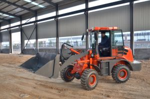 European Design Oj-16 Wheel Loader with Electric Shift pictures & photos