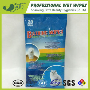 OEM Wet Wipes Soft Pet Wet Tissues pictures & photos