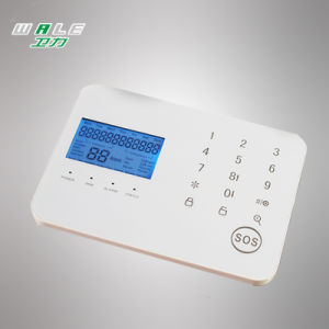 Hot Sale 433MHz Wireless Home Alarms with GSM pictures & photos