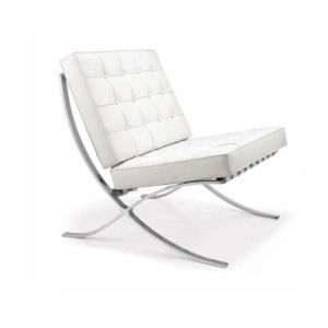 Barcelona Lounge Leather Chair for Living Room pictures & photos