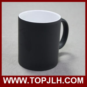 Heat Press Printing Matte Surface Colorful Magic Coffee Cups pictures & photos