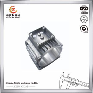 Customized Aluminum Die Casting Aluminum Motor Parts pictures & photos
