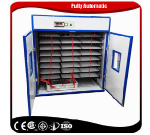 Ce Approved Auto Be in Stock 1000 Duck Incubator Setter pictures & photos