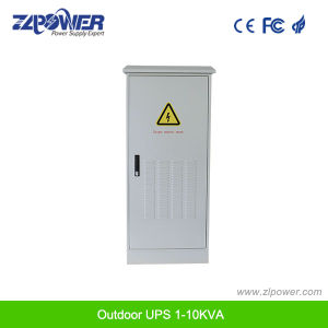 Outdoor UPS Pure Sine Wave Output 1-10kVA pictures & photos