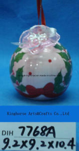 Christmas Tree Decorative Ceramic Baubles pictures & photos