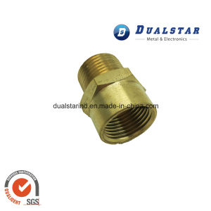 Brass Gas Pipe Connection for Water Supply pictures & photos