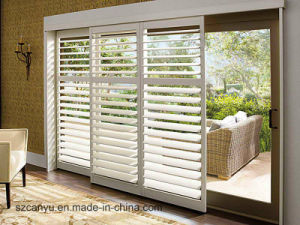 Most Popular Motorized Window Roller Blinds for High End Villa pictures & photos