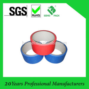 High Quality Free Samples Wholesale Colored Masking Tape pictures & photos