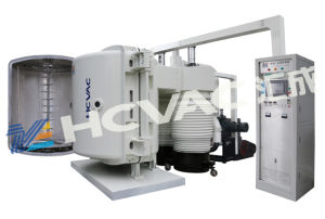 Chrome Magnetron Sputtering Vacuum Coating Machine for Plastic pictures & photos