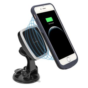 Magnetic Car Mount Charger with Magnetic Wireless Charging Case pictures & photos