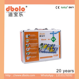 solar Generator Charger Hot Sell DIY Electronic Blocks Educational Toys pictures & photos
