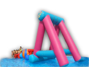 Hot Sale Inflatable Water Jumping Bouncer with Toys pictures & photos