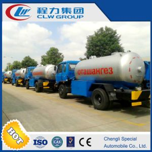 Popular Liquid Petroleum Gas GLP LPG Truck pictures & photos