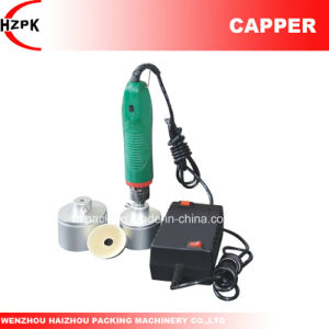 Electric Handheld Capper/Portable Capping Machine From China pictures & photos