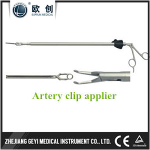 Geyi Medical 2017 Laparoscopic Bulldog Clamp pictures & photos