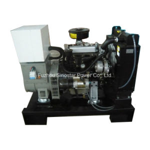 Quanchai Series Diesel Generator Set 10kw Water Cooled pictures & photos