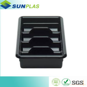High Impact Polystyrene Sheets for Vacuum Forming Plastic Tray pictures & photos