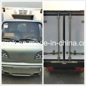 Mini Refrigerated Box Truck, Freezer Truck, refrigeration truck pictures & photos