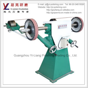 Standing Arms Surface Wide Abrasive Belt Metal Angle Grinder pictures & photos
