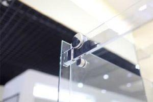Bathroom 8mm Glass Big Roller Sliding Shower Enclosure (BN-BRSL14) pictures & photos