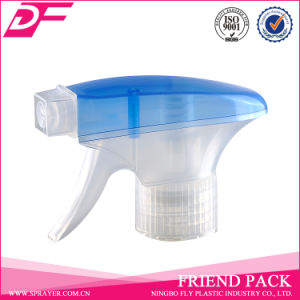 Plastic PP Transparent Blue Color 28/400 Trigger Sprayer pictures & photos
