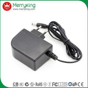 24V1000mA AC/DC EU Plug Power Adapter with Ce Certificate pictures & photos