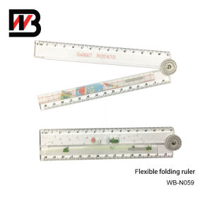 Plastic Flexible Ruler for School and Office Stationery pictures & photos