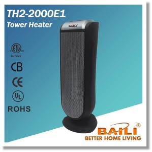 Digital Tower Fan with LED Display and 8 Hours Timer pictures & photos