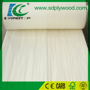 EV Bleached Poplar Veneer Thickness 0.15-1mm pictures & photos