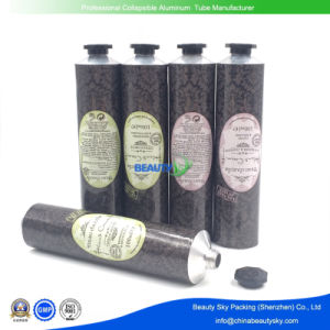 High Quality Customized Open Mount Aluminium Collapsible Tube for Hand Cream pictures & photos