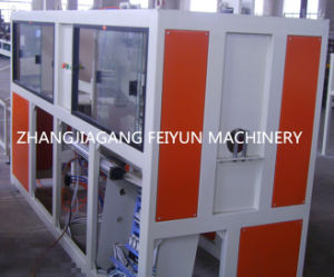 PVC Electric Wire Protect Pipe Production Line (SJZ51/105) pictures & photos