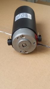 54zyt14206-2428 24VDC 2100rpm 0.26nm Permanent Magnet DC Motor pictures & photos