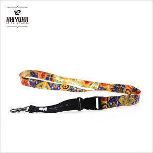 Quick Release Lanyard with Full Color Printing pictures & photos