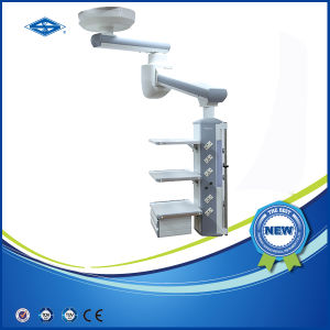 Electric Double Lifting Medical Gas Surgical Pendant pictures & photos