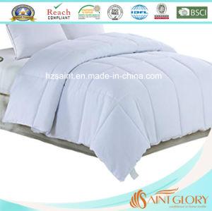 Cotton Fabric 400GSM Polyester Hollow Fiber Hotel Duvet pictures & photos