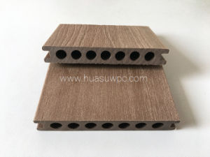 Outdoor Ultra-Low Maintenance Wood Plastic Composite Decking WPC Board pictures & photos