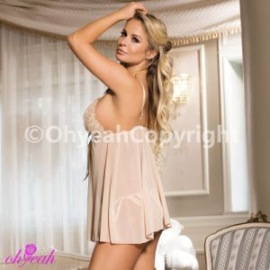 Four Size Three Color New Arrival Front Open Sexy Lingerie pictures & photos