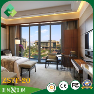 Fashion Style New Design Bedroom Set of Hotel Furniture (ZSTF-20) pictures & photos