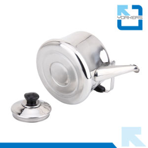 Hot Sale Chinese Style Cheaper Stainless Steel Water Kettle pictures & photos