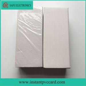 Cr80*30mil Size Inkjet Printable PVC Card pictures & photos