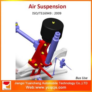 5.5t-7.5t City Bus Front Firestone Airbag Suspension System pictures & photos