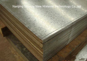 Galvanneal Steel Plate in Coil Steel Sheet pictures & photos
