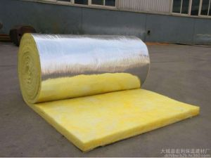 Professional Glass Wool Blanket with Aluminum Foil pictures & photos