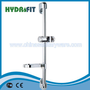 Brass Shower Sliding Bar Shower Head Slide Bar Shower Column (HY505) pictures & photos