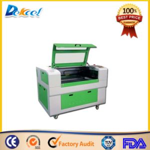 CO2 Laser Engraving Cutting Machine Laser Cutter for Paper, Fabric, Plastic pictures & photos