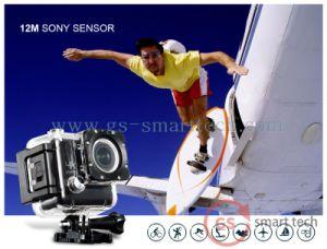 Gyro Anti Shake Function Ultra HD 4k Sport DV 2.0′ Ltps LCD WiFi Sport Video Outdoor DV pictures & photos
